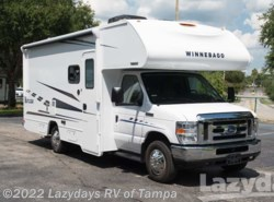 New 2019 Winnebago Outlook 22C available in Seffner, Florida