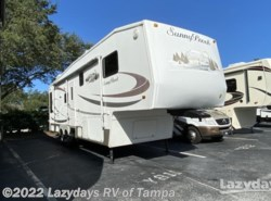 Used 2006 SunnyBrook Titan 31DWFS available in Seffner, Florida