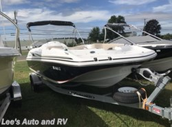Used 2013  Hurricane  SUNDECK 188 SPO by Hurricane from Lee's Auto and RV Ranch in Ellington, CT