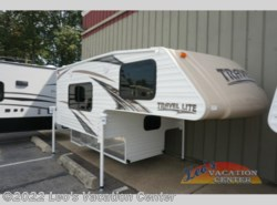 New 2017  Travel Lite Truck Campers 800X Series by Travel Lite from Leo's Vacation Center in Gambrills, MD