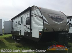 New 2018  Forest River Wildwood 31KQBTS by Forest River from Leo's Vacation Center in Gambrills, MD