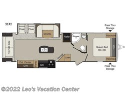 New 2018  Keystone Passport Elite 31RI by Keystone from Leo's Vacation Center in Gambrills, MD