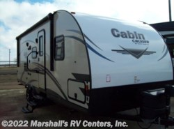 New 2018  Gulf Stream Cabin Cruiser 25BHS by Gulf Stream from Marshall's RV Centers, Inc. in Kemp, TX