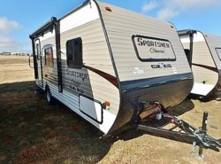 New 2017  K-Z Sportsmen Classic 160QB by K-Z from McClain's Longhorn RV in Sanger, TX