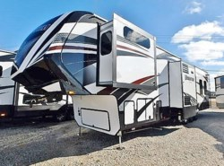 New 2017  Grand Design Momentum 397TH by Grand Design from McClain's Longhorn RV in Sanger, TX