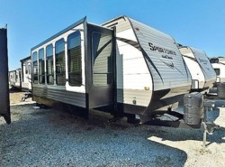 New 2017  K-Z Sportsmen 363FL by K-Z from McClain's Longhorn RV in Sanger, TX