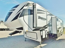 New 2017  Grand Design Momentum 395M by Grand Design from McClain's Longhorn RV in Sanger, TX