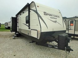 New 2018  K-Z Sportsmen 333BHK by K-Z from McClain's RV Superstore in Corinth, TX