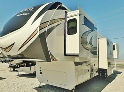 New 2017  Grand Design Solitude 375RES by Grand Design from McClain's Longhorn RV in Sanger, TX