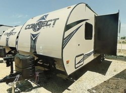 New 2018  K-Z Connect Lite 221BH by K-Z from McClain's Longhorn RV in Sanger, TX