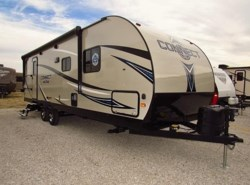 New 2018  K-Z Connect 261RB by K-Z from McClain's Longhorn RV in Sanger, TX