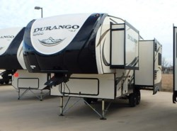 New 2017  K-Z Durango 1500 259RDD by K-Z from McClain's RV Fort Worth in Fort Worth, TX