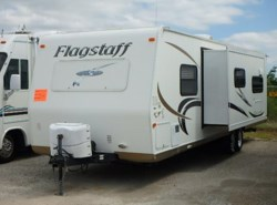 Used 2011  Forest River Flagstaff 29SKBS
