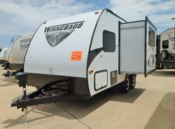 New 2018  Winnebago Micro Minnie 1808FBS by Winnebago from McClain's RV Fort Worth in Fort Worth, TX