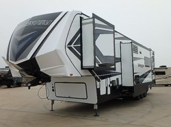 New 2018  Grand Design Momentum 394M by Grand Design from McClain's RV Fort Worth in Fort Worth, TX