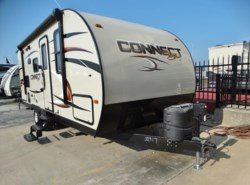 Used 2016  K-Z Connect 220RBK by K-Z from McClain's RV Superstore in Corinth, TX