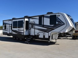 New 2018  Grand Design Momentum 381M by Grand Design from McClain's RV Superstore in Corinth, TX