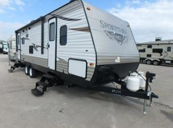 New 2017  K-Z Sportsmen LE 281RLSS by K-Z from McClain's Longhorn RV in Sanger, TX