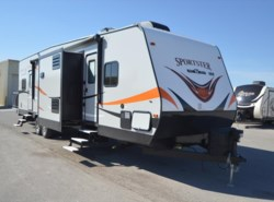 New 2017  K-Z Sportster 100 342THR13 by K-Z from McClain's RV Oklahoma City in Oklahoma City, OK