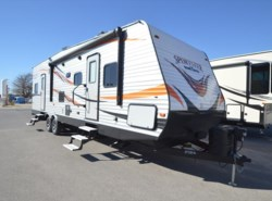 New 2017  K-Z Sportster 321THR12 by K-Z from McClain's RV Oklahoma City in Oklahoma City, OK