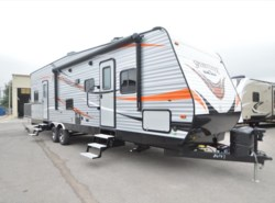 New 2018  K-Z Sportster 321THR12 by K-Z from McClain's RV Superstore in Corinth, TX