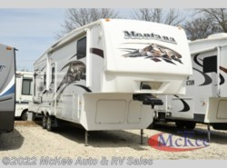 Used 2009  Keystone Montana 10th Anniversary Limited Edition 3075RL by Keystone from McKee Auto & RV Sales in Perry, IA