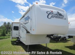 Used 2008  Forest River Cardinal SB33 by Forest River from Mekkelsen RV Sales & Rentals in East Montpelier, VT