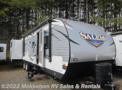 New 2017  Forest River Salem T31KQBTS by Forest River from Mekkelsen RV Sales & Rentals in East Montpelier, VT