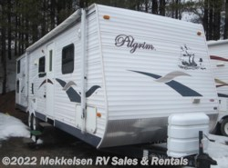 Used 2007  Forest River Wildwood 312BH by Forest River from Mekkelsen RV Sales & Rentals in East Montpelier, VT
