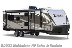 New 2017  Dutchmen Kodiak 233RBSL by Dutchmen from Mekkelsen RV Sales & Rentals in East Montpelier, VT