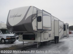 New 2017  Forest River Wildcat 35WB by Forest River from Mekkelsen RV Sales & Rentals in East Montpelier, VT