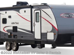 Used 2016  Dutchmen Aspen Trail 3600QBDS by Dutchmen from Mekkelsen RV Sales & Rentals in East Montpelier, VT