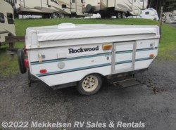 Used 1998  Forest River Rockwood 1640 by Forest River from Mekkelsen RV Sales & Rentals in East Montpelier, VT