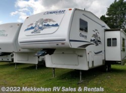 Used 2005  Keystone Cougar 276RLSWE by Keystone from Mekkelsen RV Sales & Rentals in East Montpelier, VT