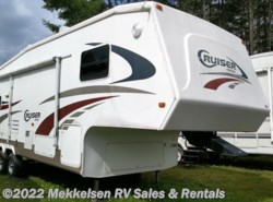 Used 2007  CrossRoads Cruiser 29RL by CrossRoads from Mekkelsen RV Sales & Rentals in East Montpelier, VT