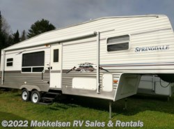 Used 2007  Keystone Springdale 280 by Keystone from Mekkelsen RV Sales & Rentals in East Montpelier, VT