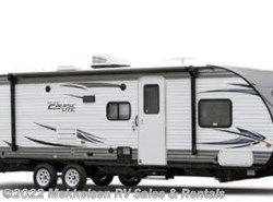 Used 2015  Forest River Salem Cruise Lite 261BHXL