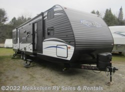 New 2018  Dutchmen Aspen Trail 3600QBDS by Dutchmen from Mekkelsen RV Sales & Rentals in East Montpelier, VT