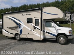 New 2018  Thor Motor Coach Four Winds 24F by Thor Motor Coach from Mekkelsen RV Sales & Rentals in East Montpelier, VT