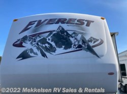 2008 Miscellaneous  EVEREST 345S