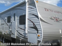 Used 2014  Dutchmen Dutchmen 317QBS by Dutchmen from Mekkelsen RV Sales & Rentals in East Montpelier, VT