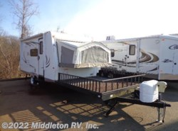 Used 2011  Forest River Rockwood Roo 21SSL by Forest River from Middleton RV, Inc. in Festus, MO
