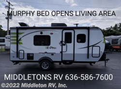 New 2019  Forest River Flagstaff E-Pro FLYE19FD by Forest River from Middleton RV, Inc. in Festus, MO