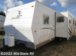 Used 2007  Fleetwood Mallard 27FQS by Fleetwood from Mid-State RV Center in Byron, GA