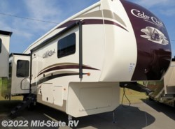 New 2017  Forest River Cedar Creek 34RL2 by Forest River from Mid-State RV Center in Byron, GA