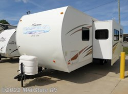 Used 2009  Coachmen Captiva 290BHS by Coachmen from Mid-State RV Center in Byron, GA