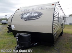 New 2018  Forest River Cherokee Grey Wolf 26RR by Forest River from Mid-State RV Center in Byron, GA