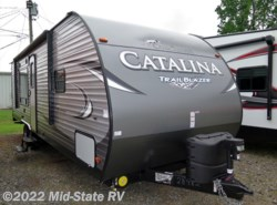 New 2018  Coachmen Catalina Trail Blazer 26TH by Coachmen from Mid-State RV Center in Byron, GA