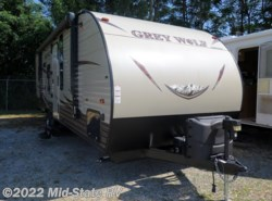 Used 2016  Forest River Cherokee Grey Wolf 22RR by Forest River from Mid-State RV Center in Byron, GA