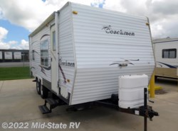 Used 2006  Coachmen Spirit of America 19FLB by Coachmen from Mid-State RV Center in Byron, GA